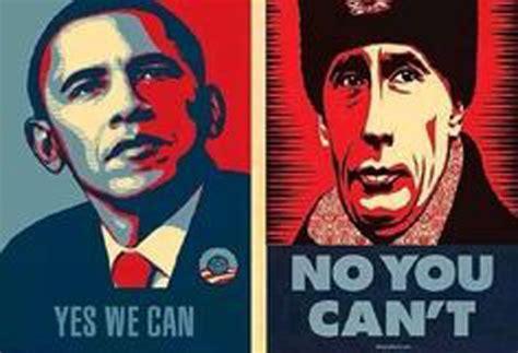 Putin Obama Meme - russia just banned celebrity memes business insider