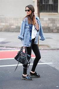 36 Cool Outfit Ideas to Wear Denim Jackets All Year Round