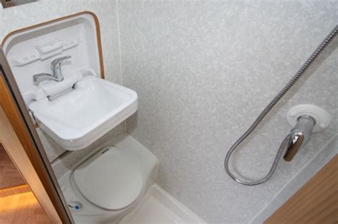 Bold And Modern Toilet Sink Shower Combo With Images