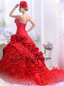 robe tã moin mariage robes de mariée couleur noir ivoire blanche sur mesure mariage