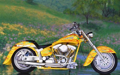 Cruiser Motorbikes Pictures