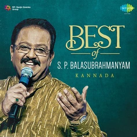 Best Of S.P. Balasubrahmanyam - Kannada Songs Download ...