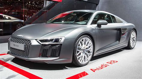 Official It's The Brand New Audi R8  Top Gear