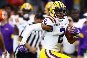 2020 Nfl Draft Prospect Profiles Justin Jefferson Wr