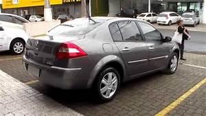Renault Megane Dynamique 2 0 16v Autom U00e1tico 2008