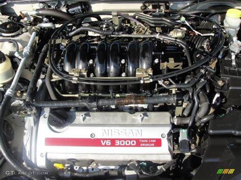 2003 Maxima Se Engine Diagram by 2000 Nissan Maxima Gle 3 0 Liter Dohc 24 Valve V6 Engine