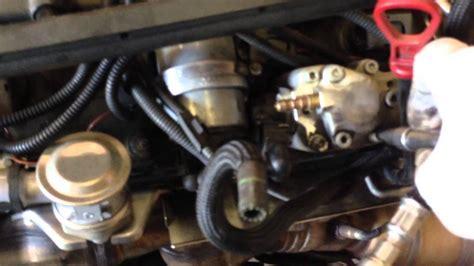 Bmw 760li N73 Hpfp Removal
