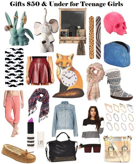 2013 holiday gift ideas for teen girls under 50 and 100