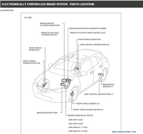 car repair manuals online free 2012 lexus ct lane departure warning lexus ct200h service manual 2013 download