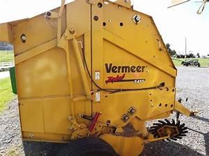 Vermeer 5410 Rebel Hay Equipment - Round Balers