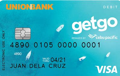 With a visa debit card, you can access your funds. Debit for Points : What You Need to Know About CEB GetGo Debit Card
