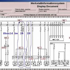 Wiring Diagram Wrong On N52  Soft Top