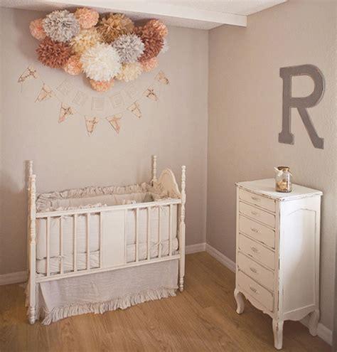 chambre de bébé vintage une chambre bébé joliment vintage mon bébé chéri