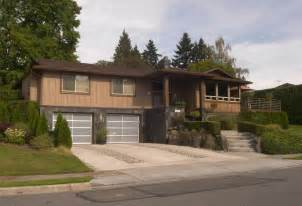 front porch designs for split level homes pictures of remodeled split level homes images