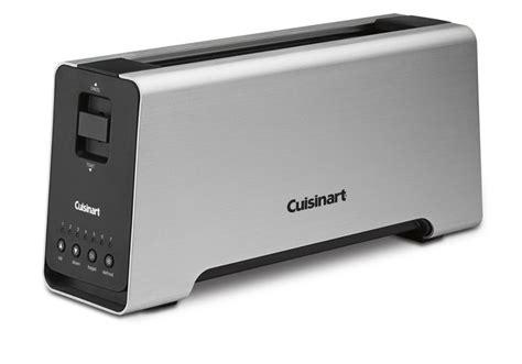 Slimline Toaster 2 Slice by Cuisinart Cpt 2000 2 Slice Slot Motorized
