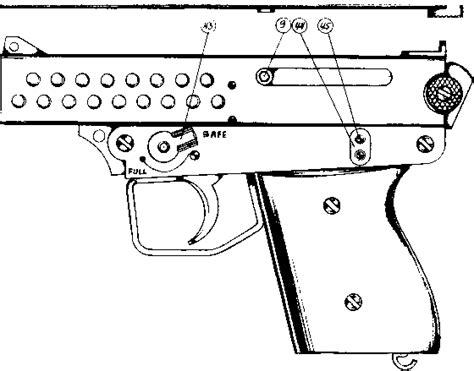 mini machine pistol automatic  concealable firearms