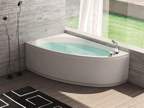 nova corner bathtub by hafro