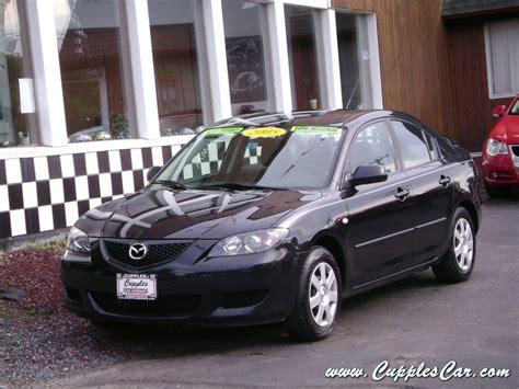 2005 Mazda 3i by Used 2005 Mazda 3i For Sale In Laconia Nh Cupples Car
