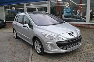 Peugeot 308 2010 : lhd peugeot 308 sw 12 2009 metallic chrono silver lieu ~ Gottalentnigeria.com Avis de Voitures