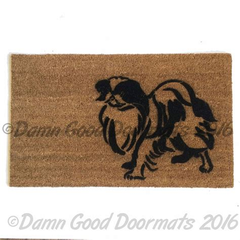 Soggy Doormat Coupon by Corgi Doormat Pet Portrait Doormats