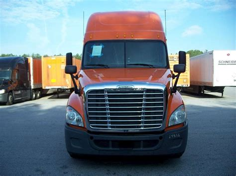 freightliner trucks for sale 2012 freightliner cascadia 125 sleeper semi truck for sale