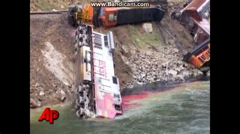 Reupload Train Crash Compilation Part 4