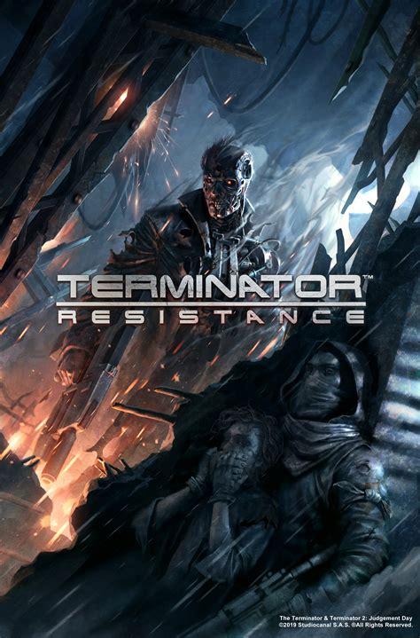 terminator resistance   single player fps based