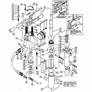 Stanley Br67 Hydraulic Underwater Medium To Heavy Breaker