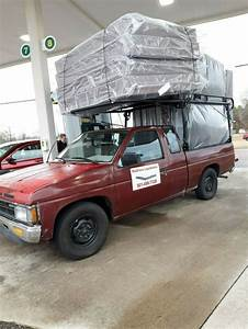 1989 Nissan D21 Pathfinder Utility Reliable Truck