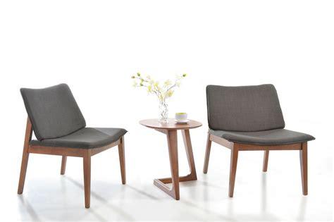 jett modern grey fabric accent chair set of 2