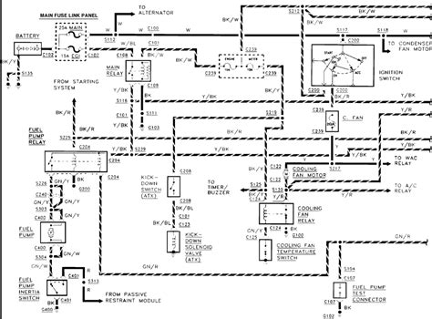 1991 Ford Festiva Wiring Diagram by Where Is The Fuel Relay On A 90 Ford Festiva