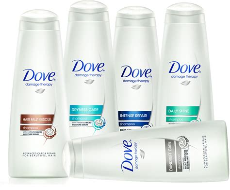 *HOT* Free Sample Dove Shampoo and Conditioner