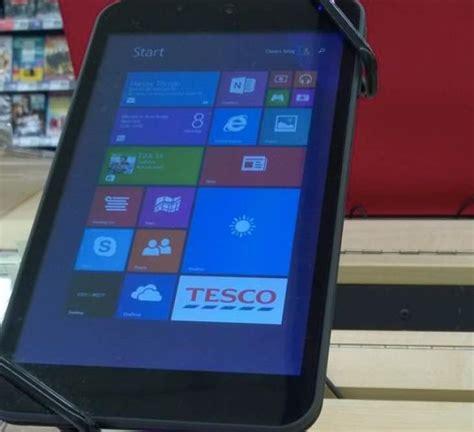 tesco connect   windows  tablet  amazing
