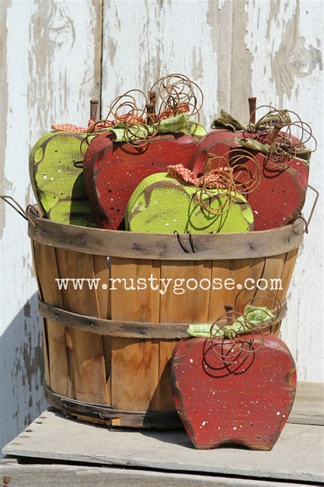 Apple Kitchen Decor Themes Products by Apple Apple Decor Fall Decor Gift Harvest Decor