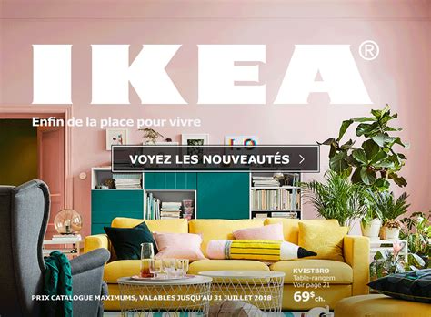 meuble cuisine promo le nouveau catalogue ikea 2018 enfin de la place pour