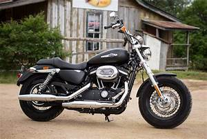 Harley-Davidson XL SPORTSTER 1200 CUSTOM CB 2017 - Galerie ...