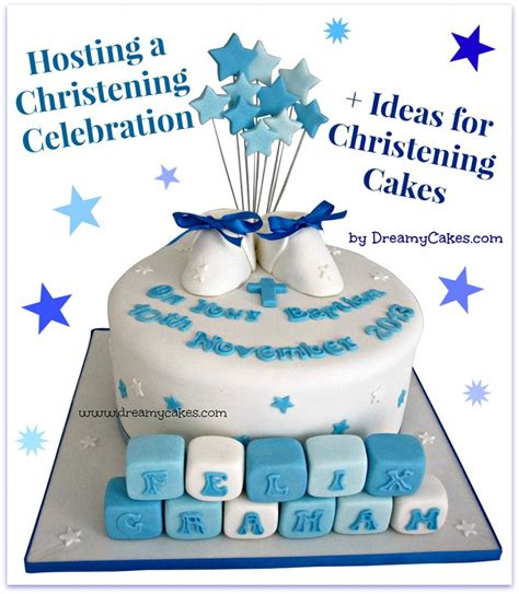 hosting  christening celebration ideas  christening
