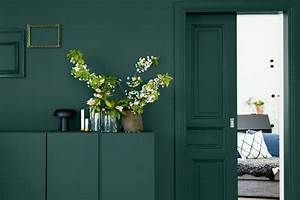 Dark, Green, The, Interior, Trend, You, Need, Right, Now, U0026, How, To, Style, It