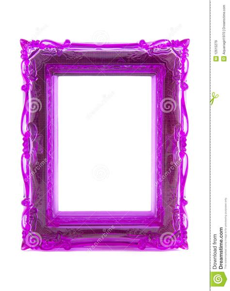 purple ornament frame royalty  stock images image