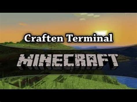 Zaun Minecraft Craften Terminal Download
