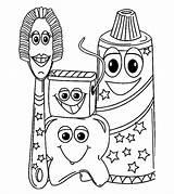 Coloring Dental Momjunction Cdn2 Preschool Toddler sketch template