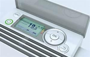 Radiateur Electrique Connecté : radiateur lectrique connect design calissia atlantic ~ Dallasstarsshop.com Idées de Décoration