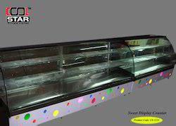 cake display counter   price  india