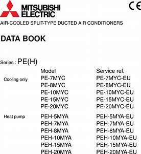 Mitsubishi Electric Thermostat Symbols