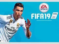 FIFA 19 Cristiano Ronaldo Juventus cover CHANGE Will EA