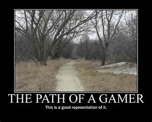 The Path of The Gamer