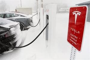 Borne De Recharge Tesla : tesla installera des super bornes de recharge dans les maritimes actualit s l actualit ~ Melissatoandfro.com Idées de Décoration
