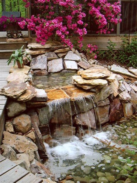Mit Garten by Wasser Im Garten Freude Die Ganze Familie Archzine Net
