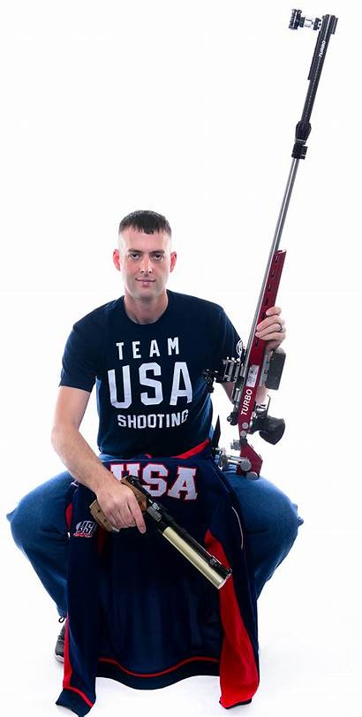 Pistol Rifle Athletes Usa Hunt Shooting Munich
