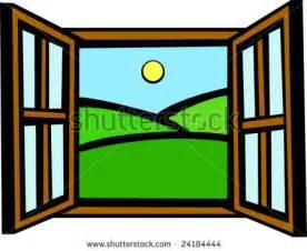 Open Window Clip Art